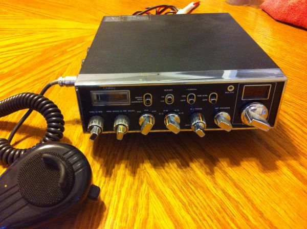 Galaxy DX44v CB Radio - $200 (Texoma)