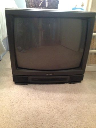 Sharp 27 TV - $35 (Sherman)