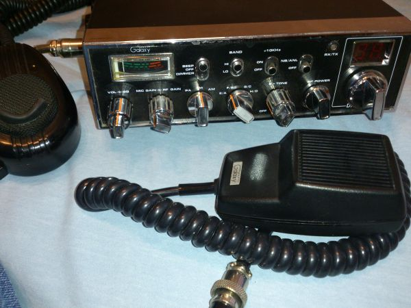 Galaxy CB 10 meter Radio - $150 (Pottsboro Denison Sherman)
