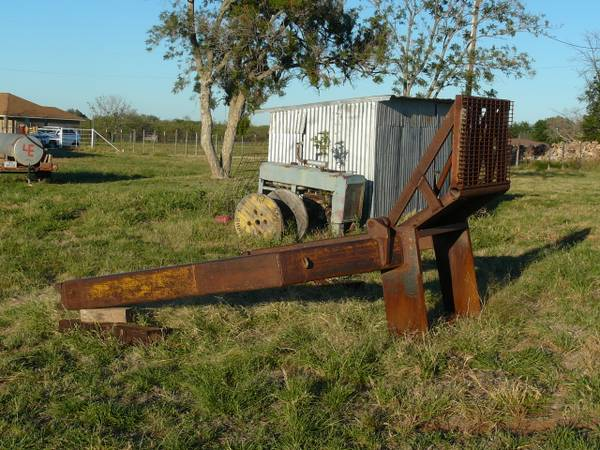 Mesquite Grubber For Sale