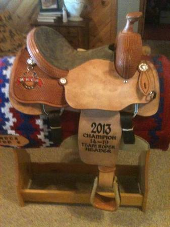 Tod slone saddle for sale