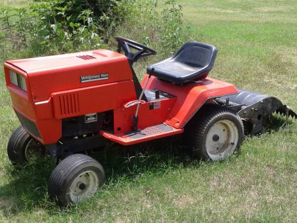 Montgomery Wards Garden Tractor For Sale