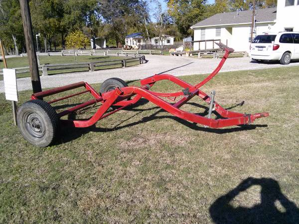 Tumblebug hay dolly - $600 (NE Collin County)
