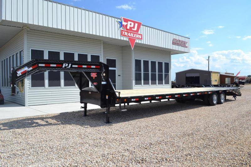 $10,180, 2015 PJ Low Pro 36 ft Gooseneck Dovetail