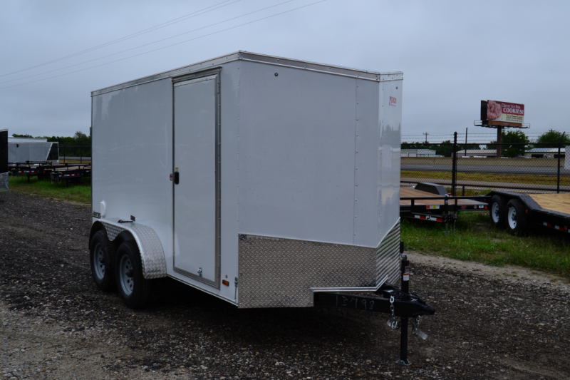 $3,495, 2015 Pace American Enclosed Trailer 6x12 Tandem Axle