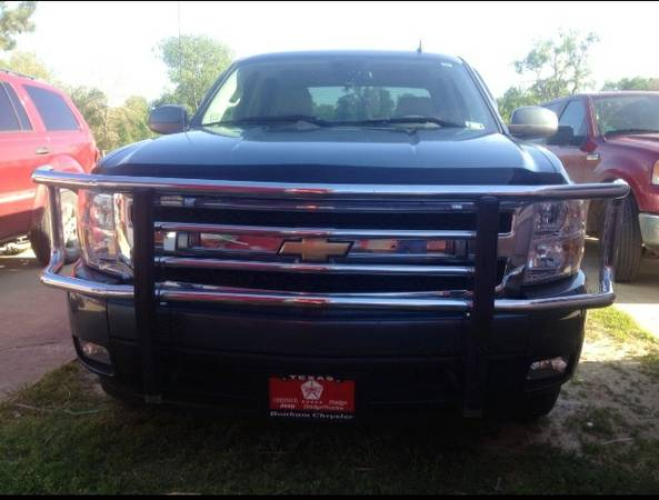 Brush Guard for 2008 Chevy Silverado - $250 (Colbert (will meet))