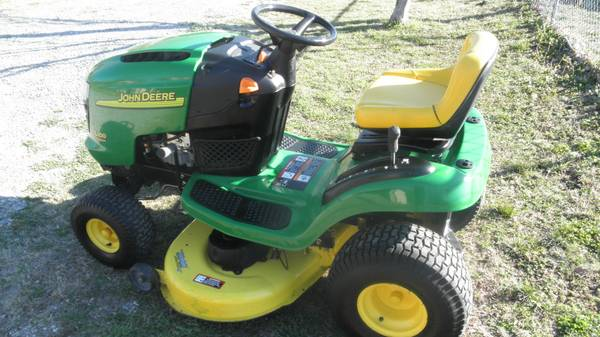 RIDING MOWER- JD RIDER - $675 (WESTMINSTER-75485)