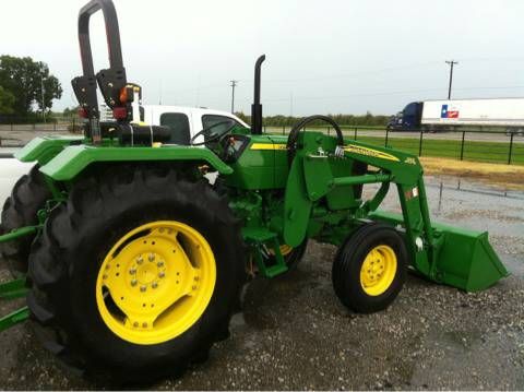 John Deere 5065 with loader - $23000 (Farmersville)