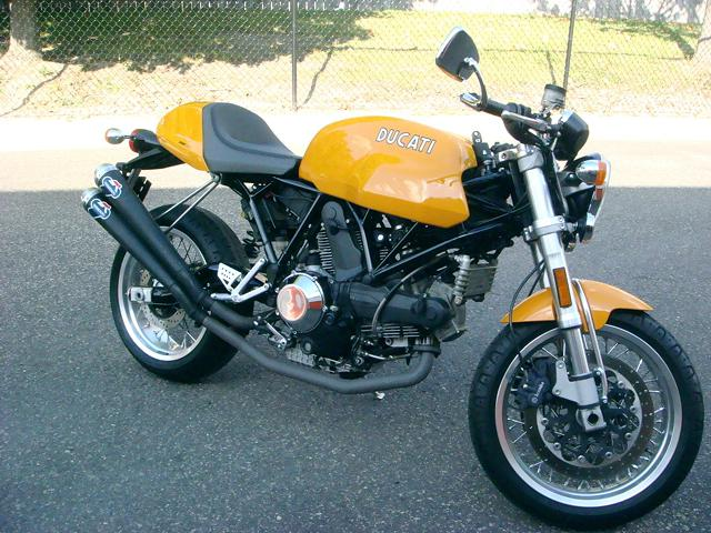 5 700  2006 Ducati Sport Classic 1000- Low miles- Excellent Condition- Very Rare
