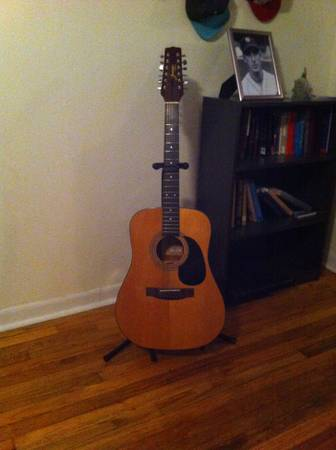 Takamine Jasmine s-312 - 12 string acoustic guitar - x0024200 (Whitewright, Tx)