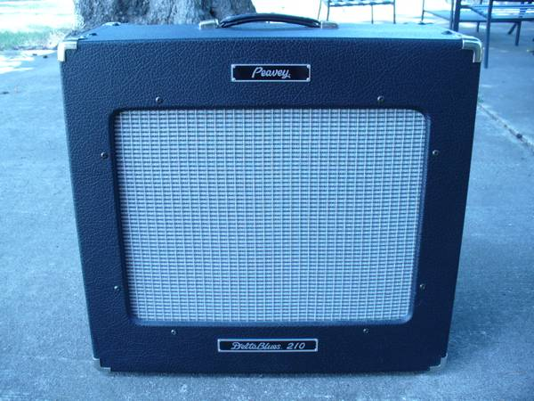 Peavey Delta Blues 210 Amp WD2F Cover - $500450 (Mead, OK)