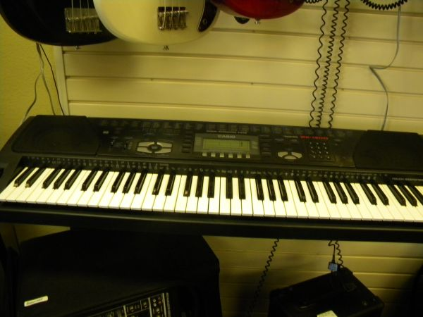 Casio Keyboard model wk-1300 - $240 (Sherman,Denison,Texoma)