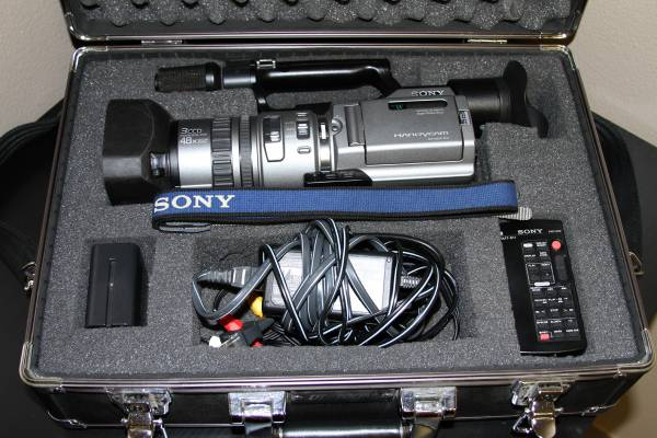 Sony VX2100 Video Camera Camcorder -   x0024 575  Collinsville  TX