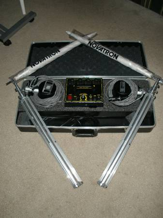 Novatron V400 Lighting Kit - $300 (Edmond - North OKC)