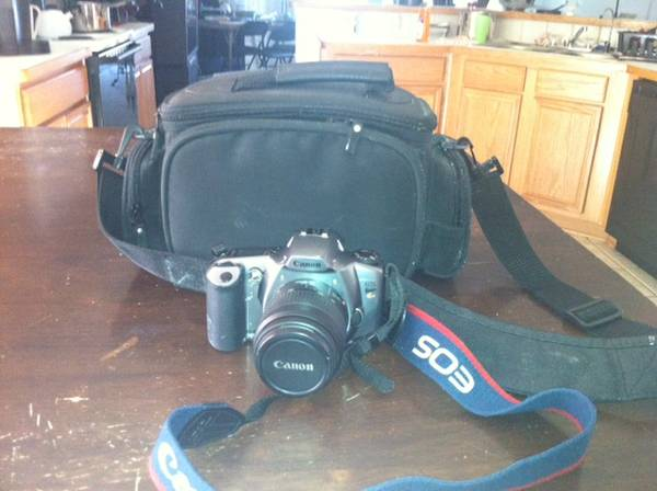 Canon EOS Rebel G 2 35mm SLR Camera - $40 (N.fort worth)