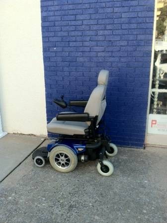 Jazzy Power Wheel Chair - $799 (GS SUZUKI WICHITA FALLS)