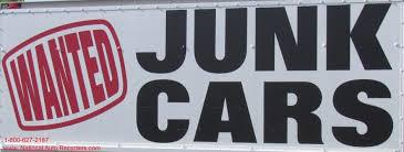 Junk Car Removal Service in Dallas and Fort Worth  Tx