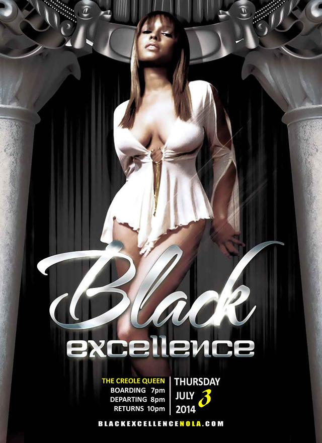 Black Excellence Boat Party During 2014 Essence Music Festival