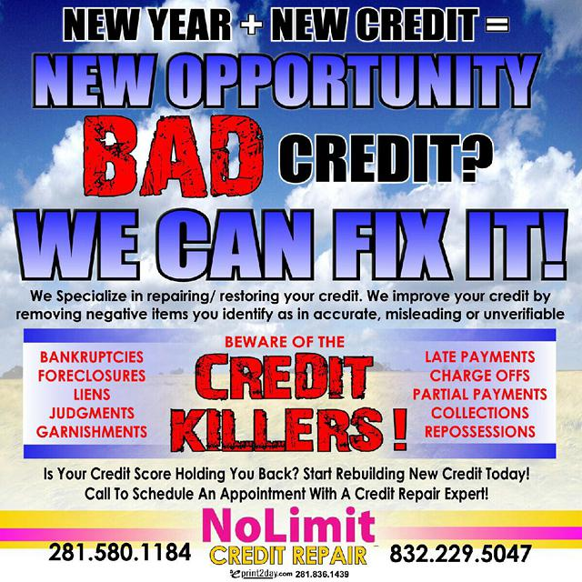 Credit sweep Credit repair FAST RESULTS