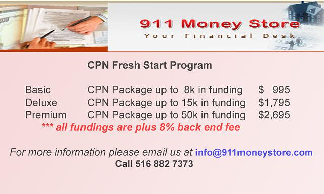 FLAT FEE CPN - No Backend or Success Fee