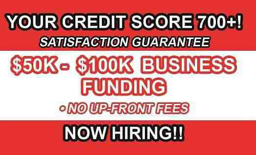 WHOs Pre-Approved EVERYBODY  50K to  100K in Business Funding