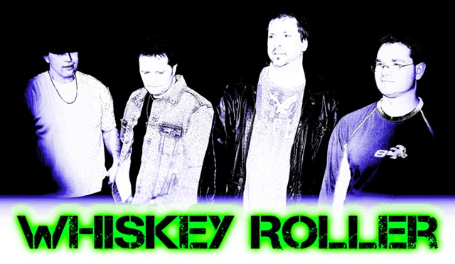 Atlantic Canada Retro Rock Band  Whiskey Roller  Set To Release Debut EP