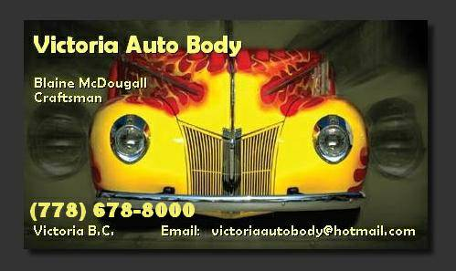 Quality Auto Body and Paint  Saanich