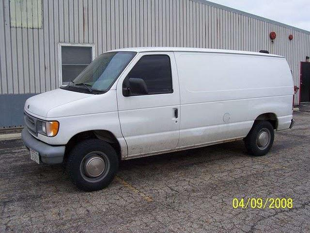 I do local curbside deliveries, small-moves, junk removal, recycling - 1 Ton Cube Van - Truck
