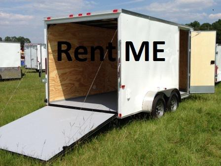 Trailer Rentals  Enclosed  Flat Deck  Dump  Tilt Deck Lower Mainland
