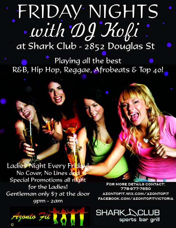 Ladies Night with DJ Kofi