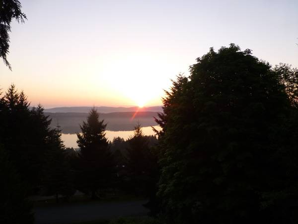 1br - 700ft sup2  - Trade Salt Spring with water view - Aug   Sep  salt spring island