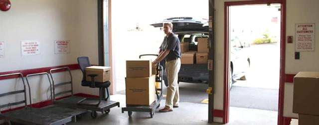 Self Storage Units from the Kamloops Storage Experts - Valleyview Mini Storage