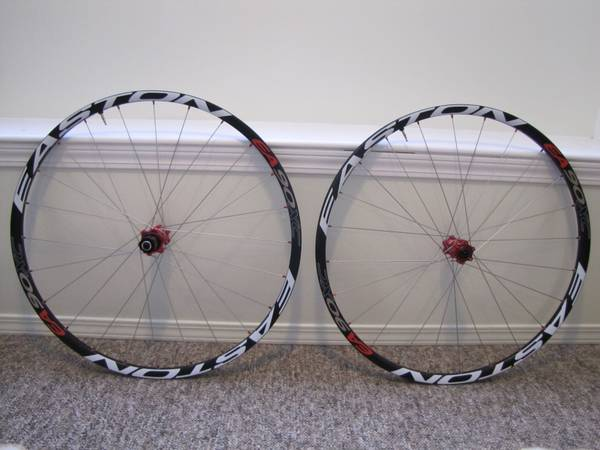 Easton EA90 XC 29 Wheelset - $700 (Oak Bay)