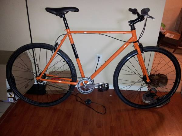 2012 XL Trek Earl (Single Speed) Commuter Bike - $350