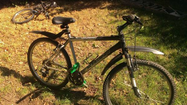 Schwinn Frontier mountain bike - $250 (saanich)