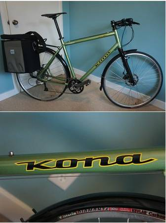 Custom Kona Hybrid -   x0024 665  Fairfield  Victoria