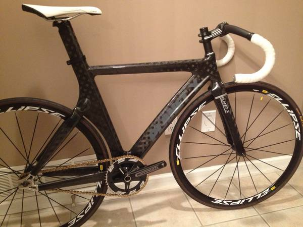 Full carbon Planet X track bike - $1300 (Vancouver)