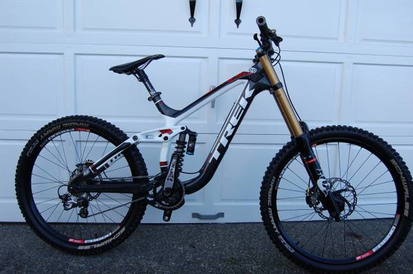2013 Trek Carbon 9 9 DH Bike -   x0024 4500  Duncan