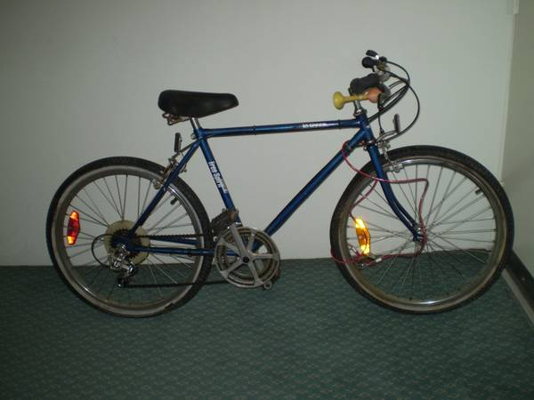 Free spirit 10 speed - $150 (quadra mckenzie)
