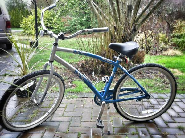 Del Sol 1 Speed Cruiser LIKE NEW - $175 (Glanford Ave area)