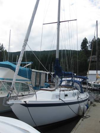 Ericson 29 Tall Rig -   x0024 12800  Maple Bay