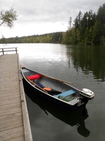 Freighter Canoe - $250 (Victoria)