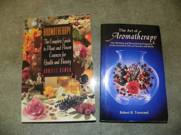 Aromatherapy Books For Sale by Robert Tisserand Daniele Ryman -   x0024 30  Victoria