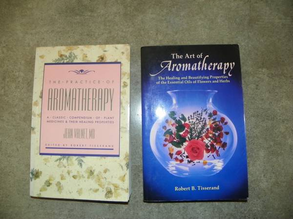 Aromatherapy Books For Sale by Dr  Jean Valnet  -   x0024 30  Victoria