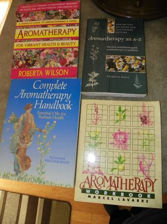 Top Notch Aromatherapy Books For Sale by Various -   x0024 25  Victoria