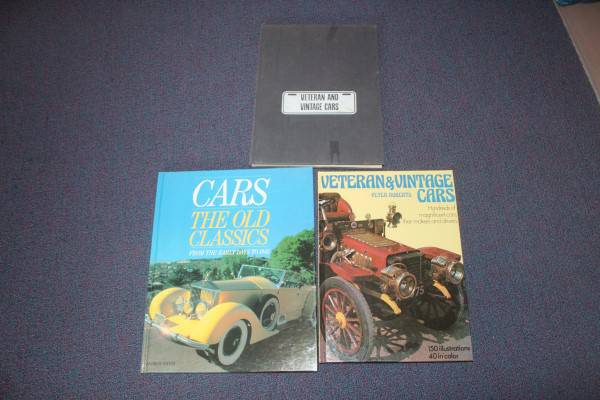 AUTO BOOKS  3  -   x0024 15  CAMPBELL RIVER