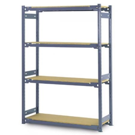 E-Z-Rect Retail or Light Warehouse Shelving, Like New - $1800 (Victoria)
