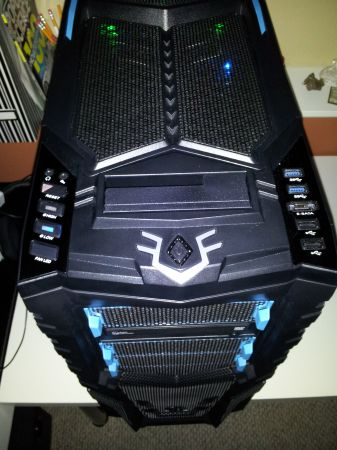 Gaming computer price negotiable - $1200 (Oak Bay)