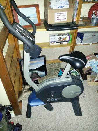 Free Proform 185XP Exercise Bike Broken