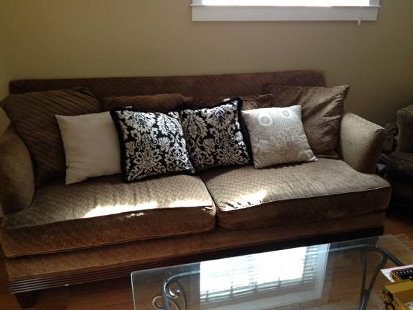 Chintz and Co, couchchair - $700 (Victoria)